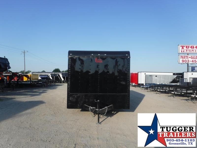 2020 Cargo Craft 8.5x20 20ft Torsion Auto Cargo Enclosed Box Car / Racing Trailer