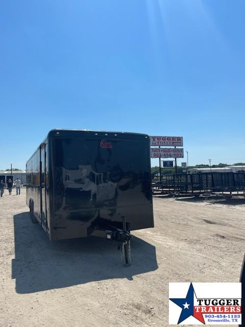 2021 Cargo Craft 8.5x28 Enclosed Cargo Trailer