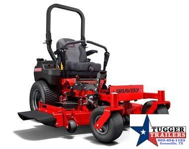 2020 Gravely Pro-Turn 152 Landscape Zero Turn Commercial Lawn Mowers