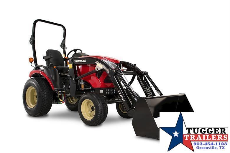 2021 Yanmar SA324 Tractor
