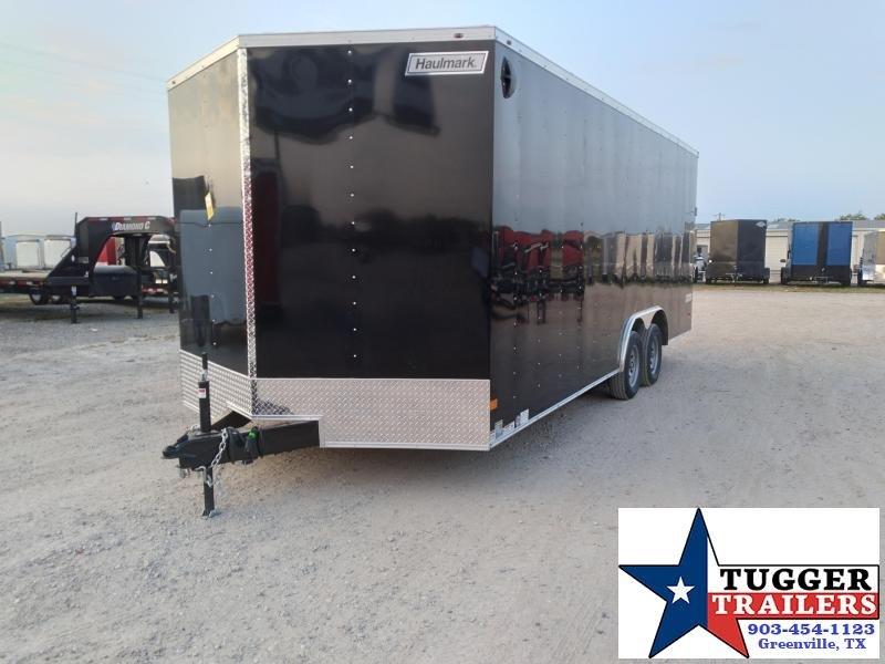 2021 Haulmark 8.5x20 20ft Passport Auto Toy Side Car Mobile Enclosed Cargo Trailer