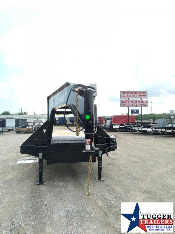 2021 Diamond C Trailers 102x35 35ft Utility Equipment Hot Shot Hauler Car Flatbed Trailer