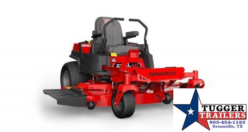 2019 Gravely Pro-Turn Z 52 Zero Turn Lawn Mower 991188