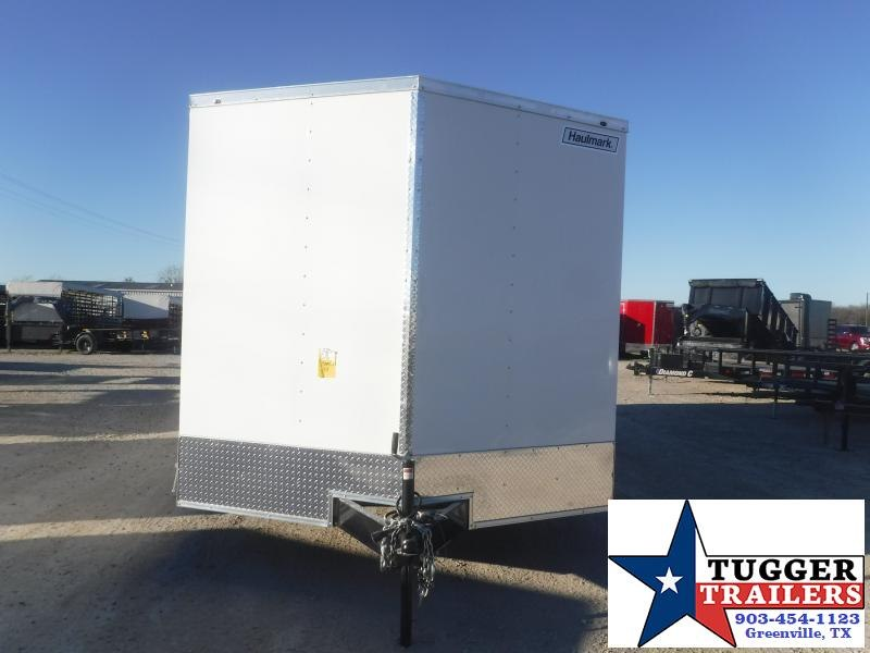 2021 Haulmark 8.5x24 24 ft Passport Ramp Utility Work Equipment Utility Trailer