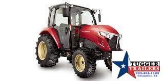2021 Yanmar YT347 Tractor