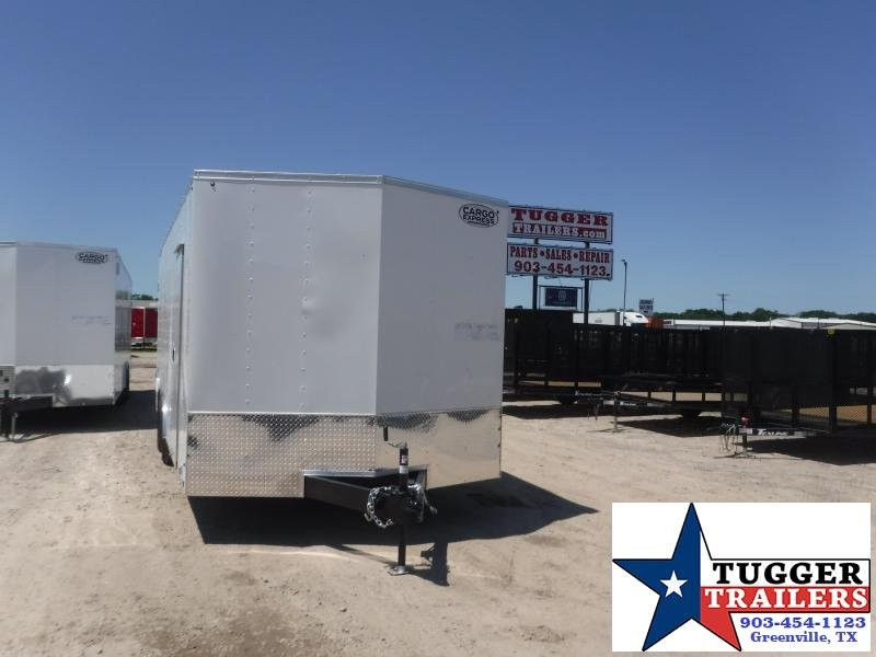 2022 Cargo Express 8.5x20 20ft Utility Office Work Tool Toy Side Enclosed Cargo Trailer