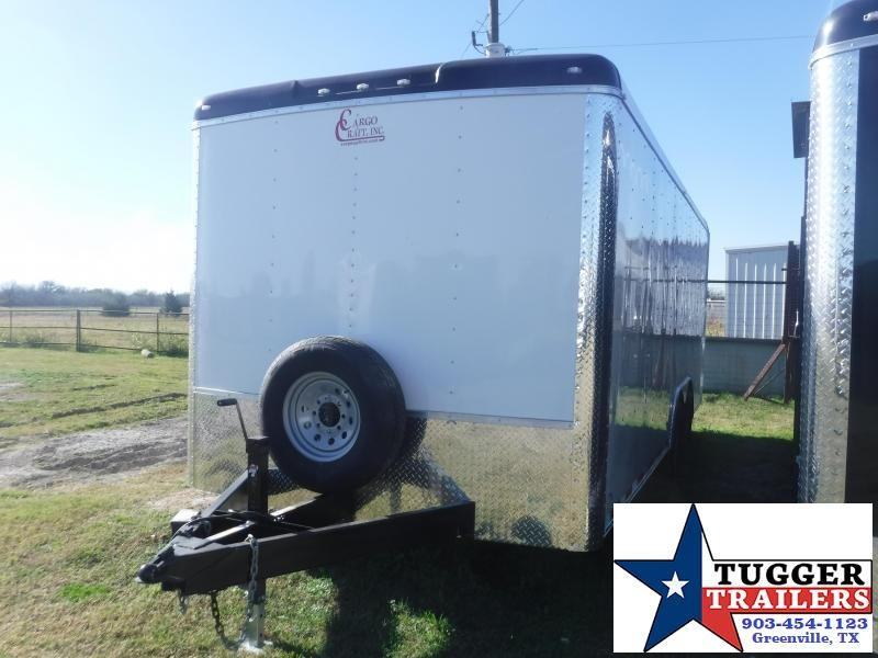 2021 Cargo Craft 8.5x20 20ft Utility Work Box Toy Tool Side Cargo Enclosed Trailer
