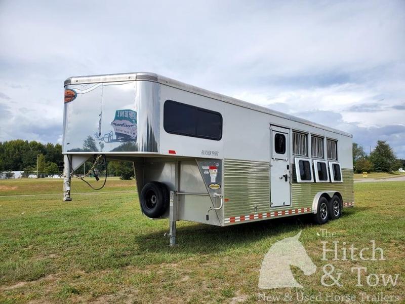 2016 Sundowner Trailers Rancher Sport Horse Trailer