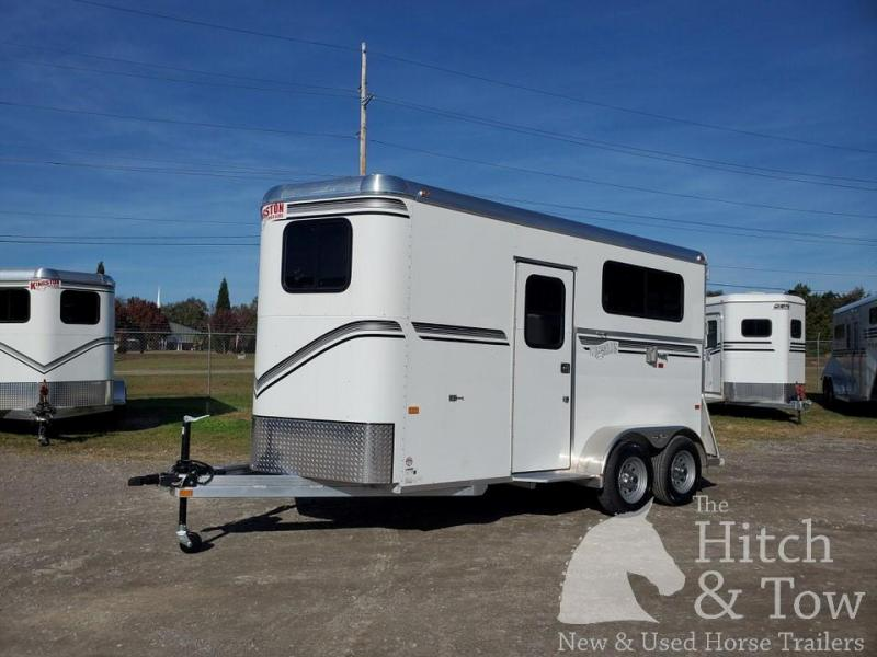 2021 Kingston Trailers Inc. Classic Elite Horse Trailer
