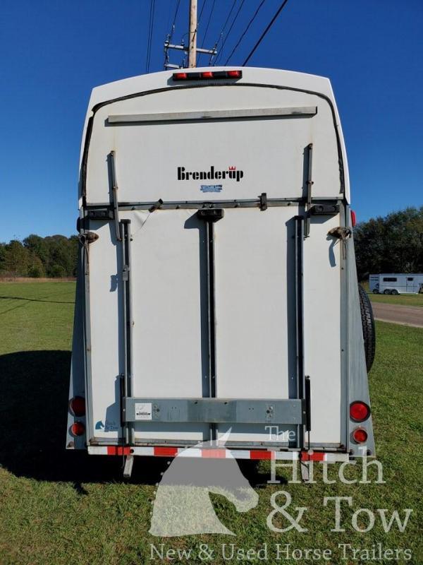 2009 Brenderup Trailers Brenderup Horse Trailer