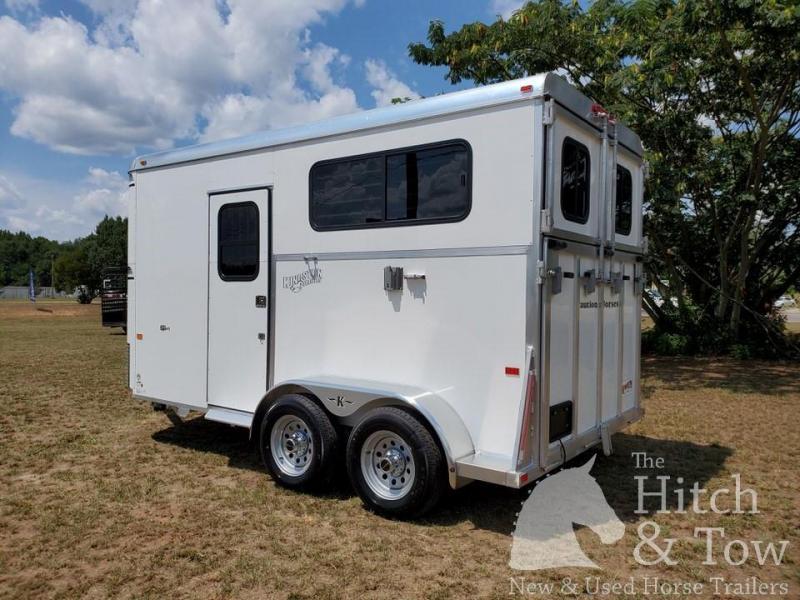 2021 Kingston Trailers Inc. Endurance Horse Trailer