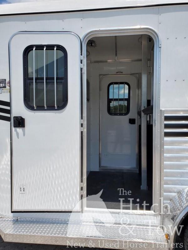 2021 Gore Trailers Bumper Pull Horse Trailer