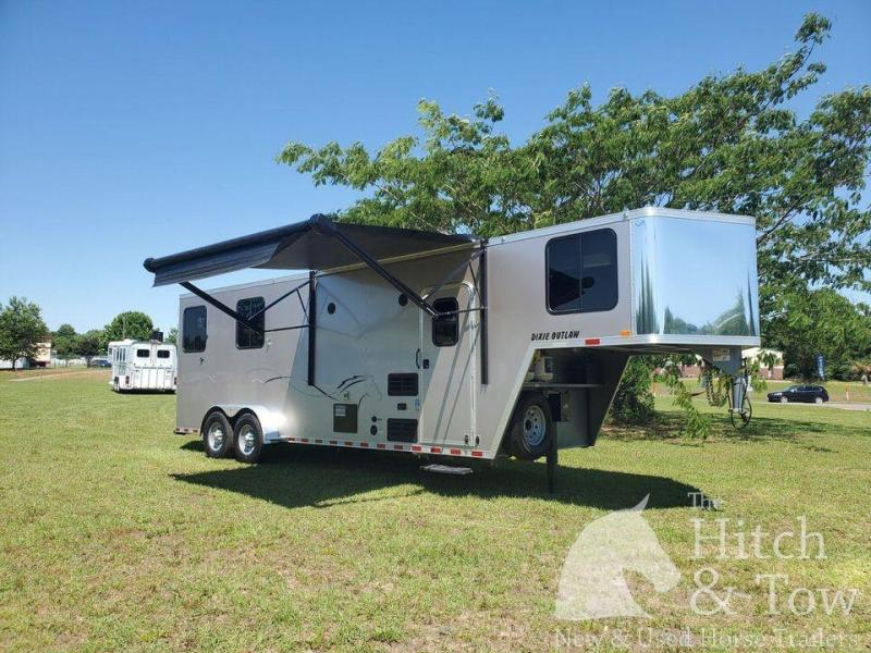 2021 Other Dixie Outlaw Horse Trailer