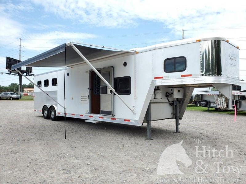 2007 Exiss Trailers Sport Horse Trailer