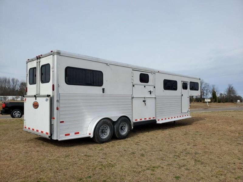 2013 Sundowner Trailers TRANSPORTER Horse Trailer