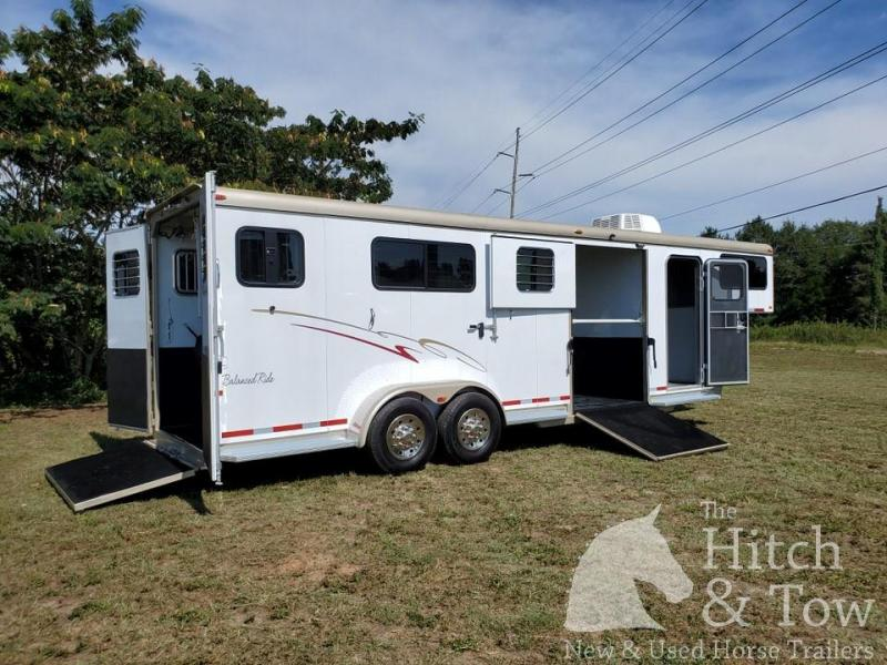 2017 Other Balance Ride Trailer Horse Trailer