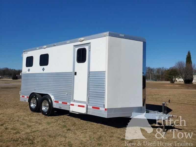 2015 Shetron Manufacturing LLC Shetron Horse Trailer