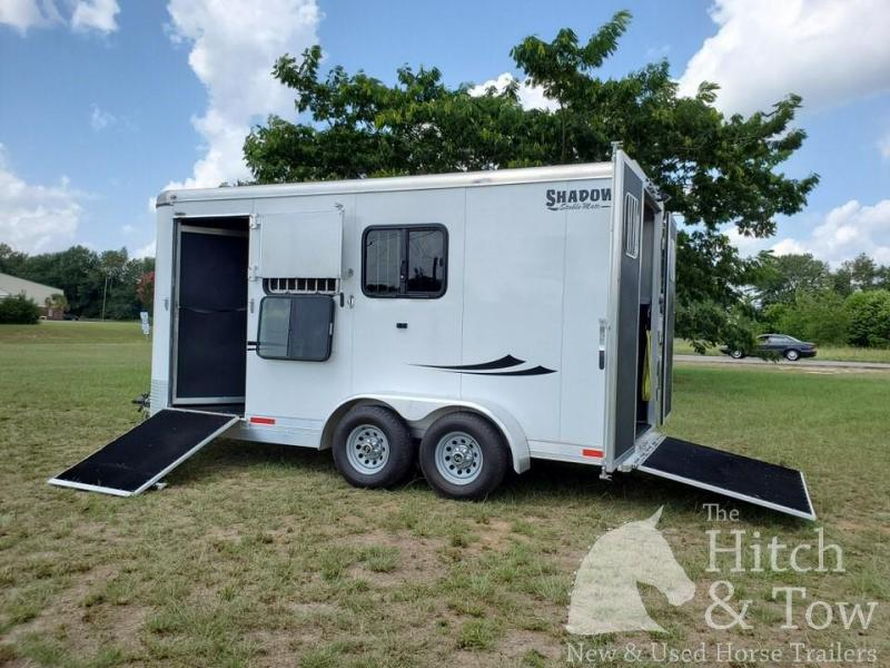 2017 Shadow Trailers Stable Mate Horse Trailer