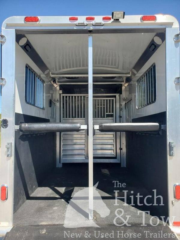 2016 4-Star Trailers Runabout Horse Trailer