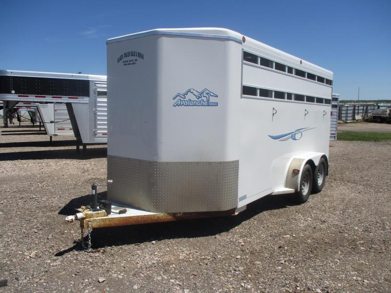 2006 Titan Trailers Avalanche  Trailer