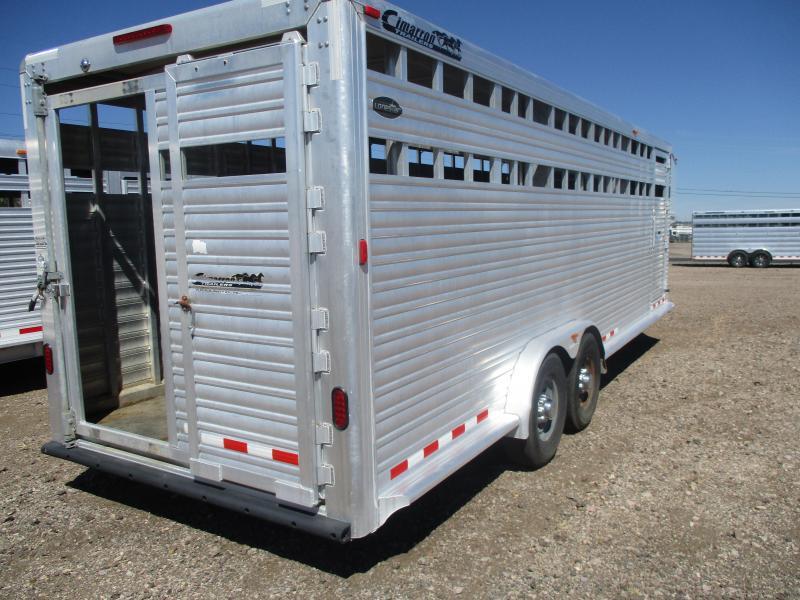 2008 Other Cimarron Livestock Trailer