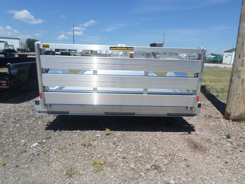 2021 H and H Trailer LSA Utility Trailer