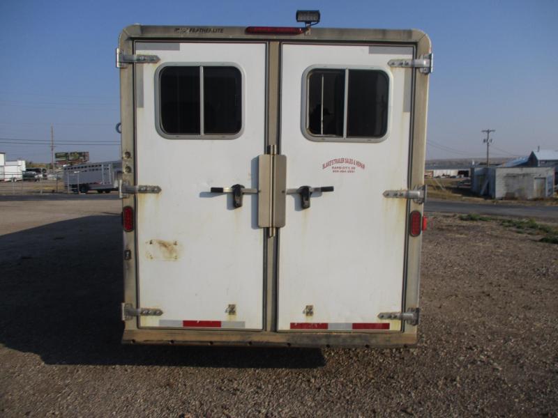 2006 Featherlite 4 Horse Horse Trailer
