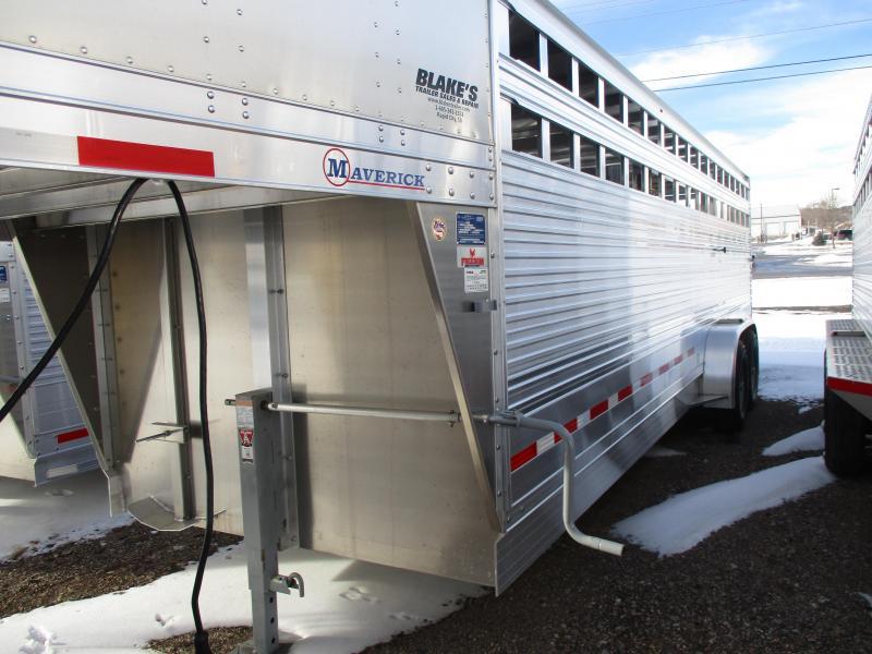 2022 EBY Freedom Plus Livestock Trailer