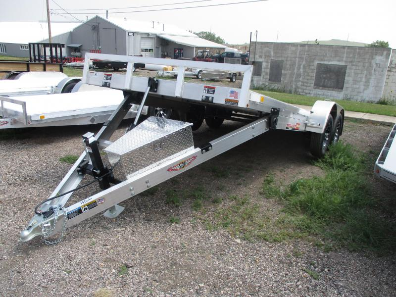 2019 H and H Trailer Car Hauler Utility Trailer 82 X 20