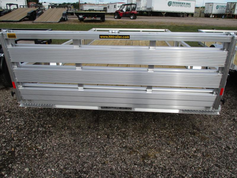 2020 H and H Trailer Utility Utility Trailer 82 X 14