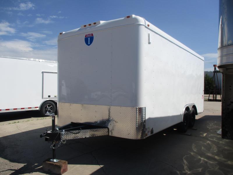 2021 Interstate 1 Trailers Cargo Enclosed Cargo Trailer