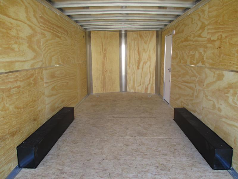 2021 H and H Trailer Cargo Enclosed Cargo Trailer