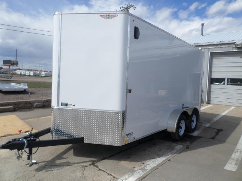 2021 H&H Trailers Cargo Enclosed Cargo Trailer