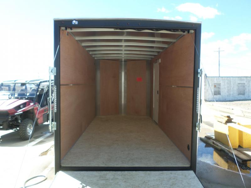 2021 H&H Trailers Cargo Enclosed Cargo Trailer