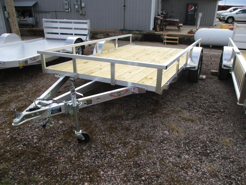 2021 H and H Trailer Utility Utility Trailer