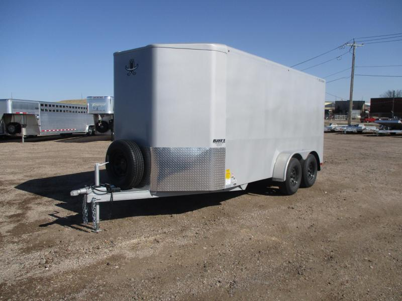 2021 Titan Trailers Cargo Enclosed Cargo Trailer