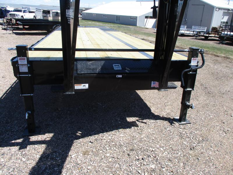 2020 H and H Trailer Flatbed Flatbed Trailer