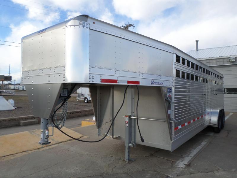 2022 EBY Freedom Livestock Trailer