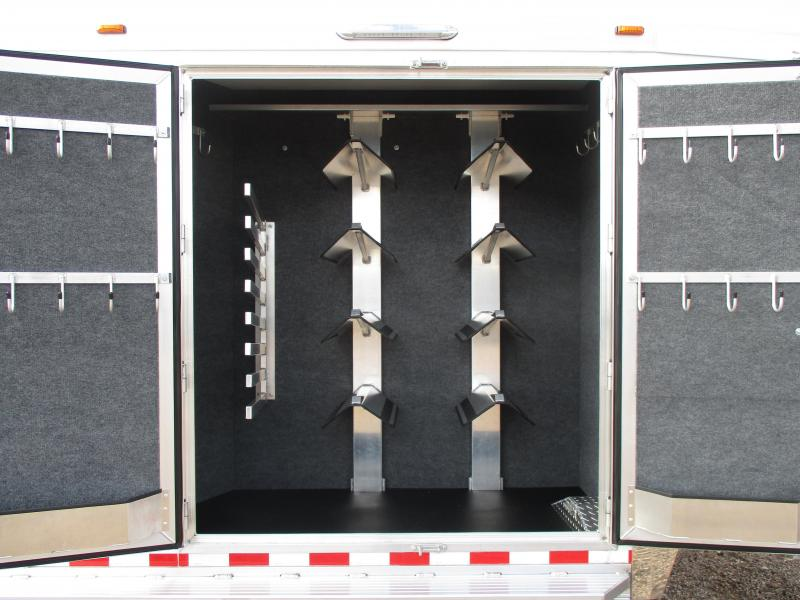 2020 Twister Stock Combo Trailer 7 X 26
