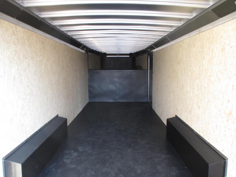 2022 Logan Coach Contractor Enclosed Cargo Trailer
