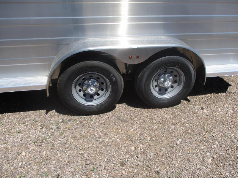 2020 Logan Coach Bullseye Trailer 6'9 X 16
