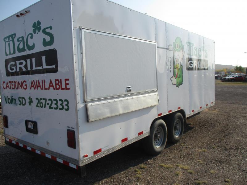 2011 Other vending trailer Vending / Concession Trailer