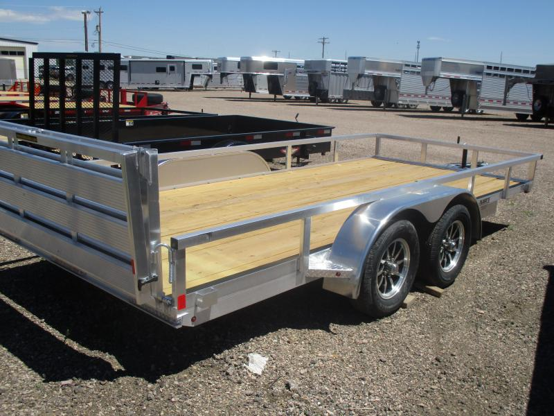 2020 H and H Trailer Utility Utility Trailer 82 X 16