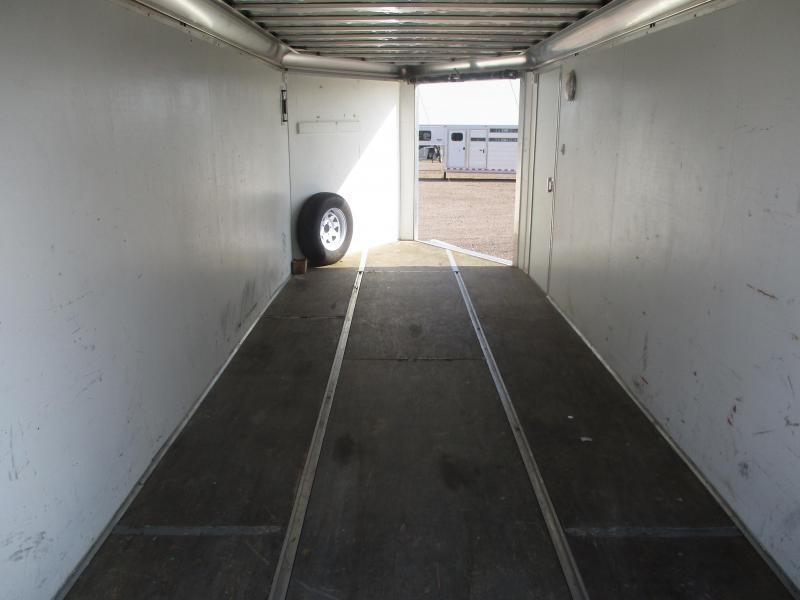 2011 Aluma Cargo Enclosed Cargo Trailer 7 X 16