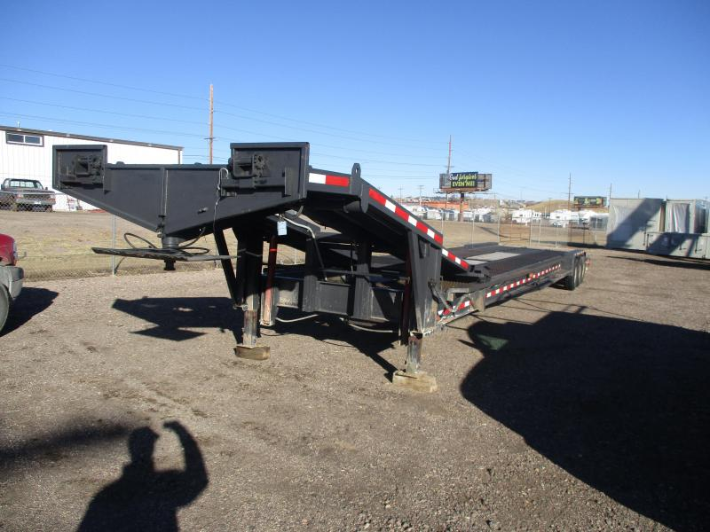 2000 Top Brand Wedge Trailer Flatbed Trailer