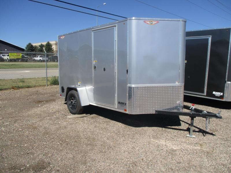 2021 H and H Trailer Cargo Enclosed Cargo Trailer