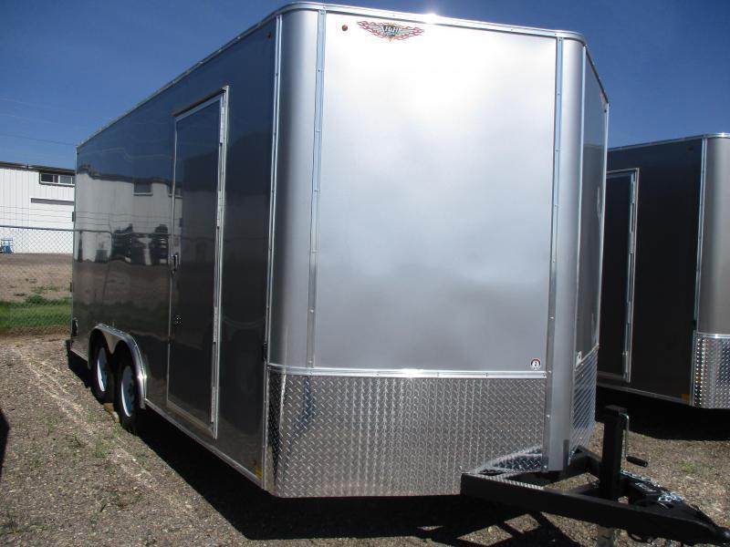 2021 H and H Trailer Cargo Enclosed Cargo Trailer 101 X 16