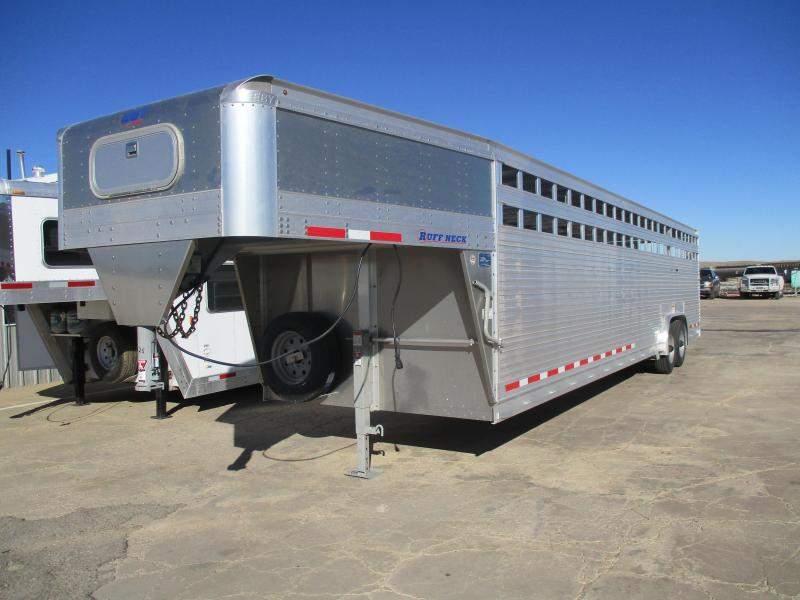 2021 EBY Ruffneck Livestock Trailer