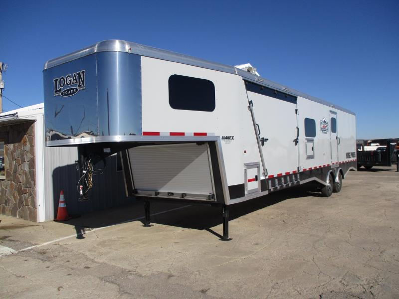 2020 Logan Coach Horsepower Enclosed Cargo Trailer