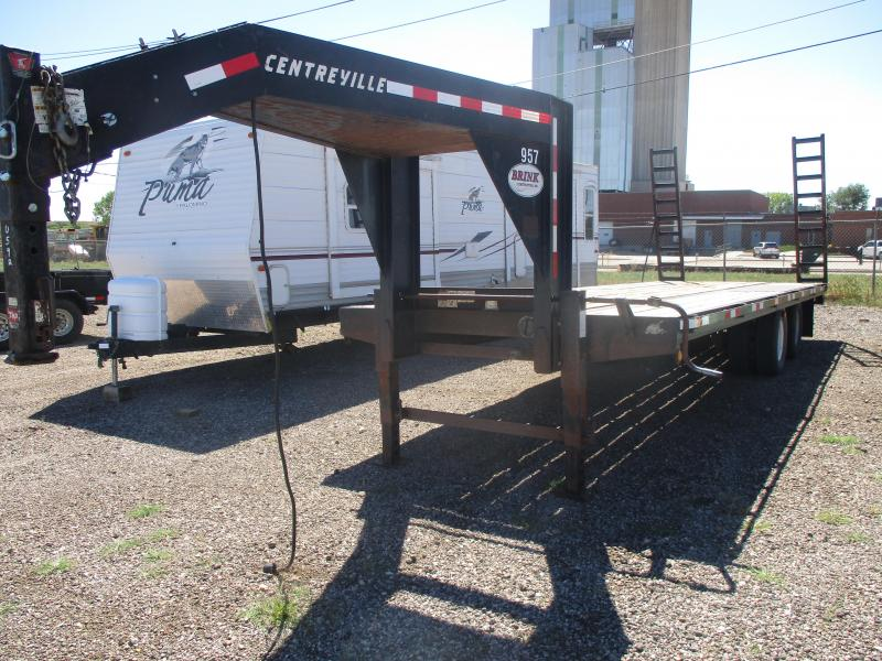 2010 Centex Trailers Flatbed Flatbed Trailer